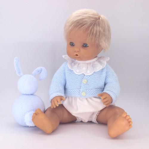 Rebeca para Nenuco tradicional