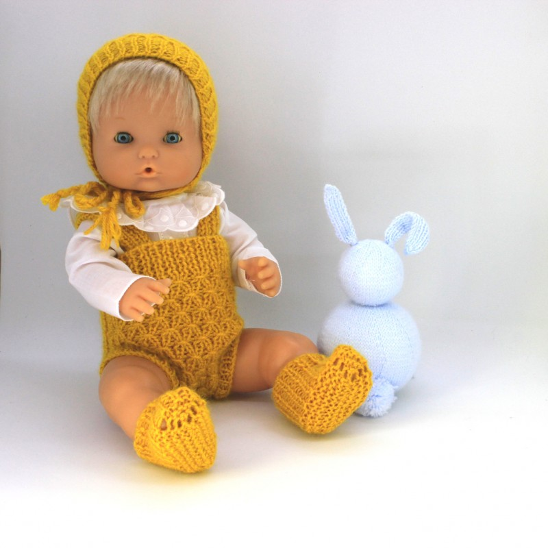 Conjunto pelele con dibujo y camisa Nenuco tradicional