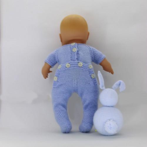 Body para Nenuco 32 cm cuerpo de trapo