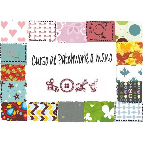 Curso de patchwork realizado a mano