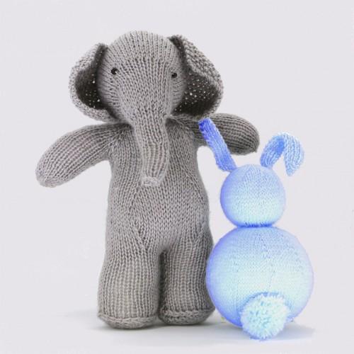 Patrón elefante Fernando