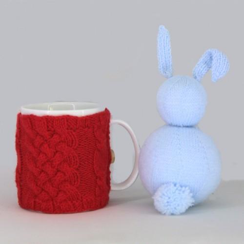 Patrón funda para mug