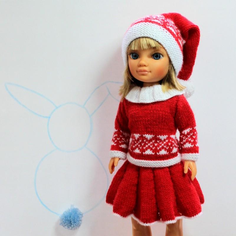 Conjunto navidad Nancy