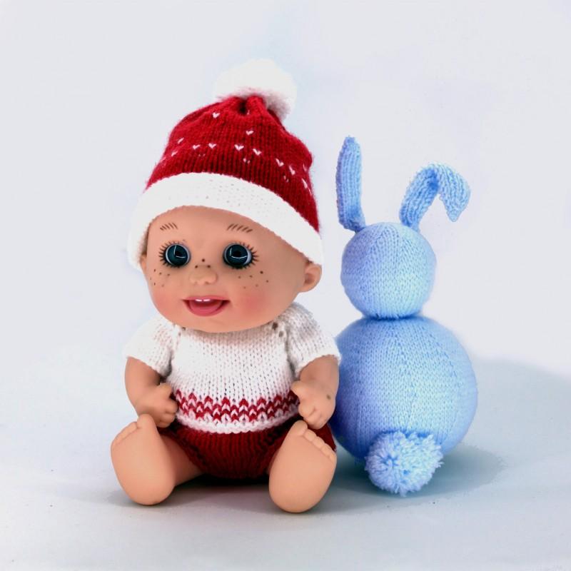 Patrón Navidad Baby Pelón