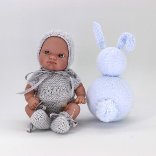Cuéntanos como quieres vestir a tu muñeco